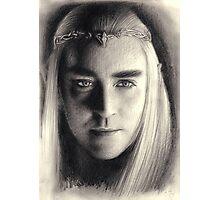 King Thranduil of Mirkwood Photographic Print