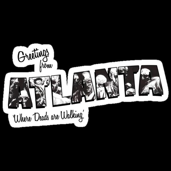 Greetings from Atlanta by Nexaw