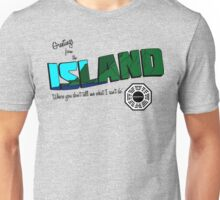 Greetings From The Island Unisex T-Shirt