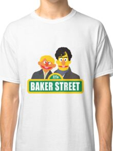 221B Baker Street - Sherlock Classic T-Shirt