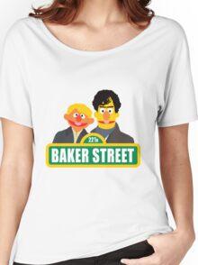 221B Baker Street - Sherlock Women's Relaxed Fit T-Shirt