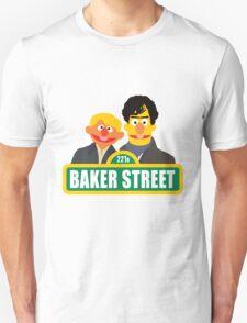 221B Baker Street - Sherlock T-Shirt