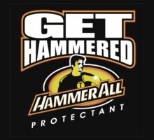 Hammerall ELE Protectant-Black One Piece - Short Sleeve