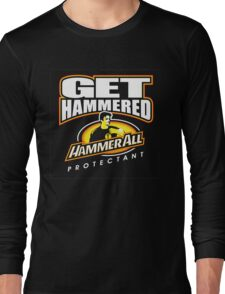 Hammerall ELE Protectant-Black Long Sleeve T-Shirt