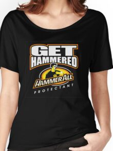 Hammerall ELE Protectant-Black Women's Relaxed Fit T-Shirt