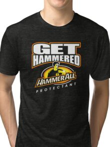 Hammerall ELE Protectant-Black Tri-blend T-Shirt