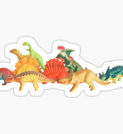 Walking With Dinosaurs Sticker