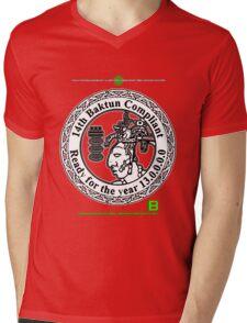 NOV 2012 MERCH 14TH BAKTUN COMPLIANT 11  Mens V-Neck T-Shirt