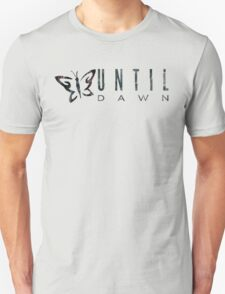 Until Dawn Character Butterfly T-Shirt