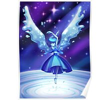 Lapis Lazuli - Steven Universe Poster