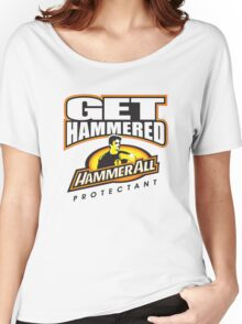 Hammerall ELE Protectant-White Women's Relaxed Fit T-Shirt