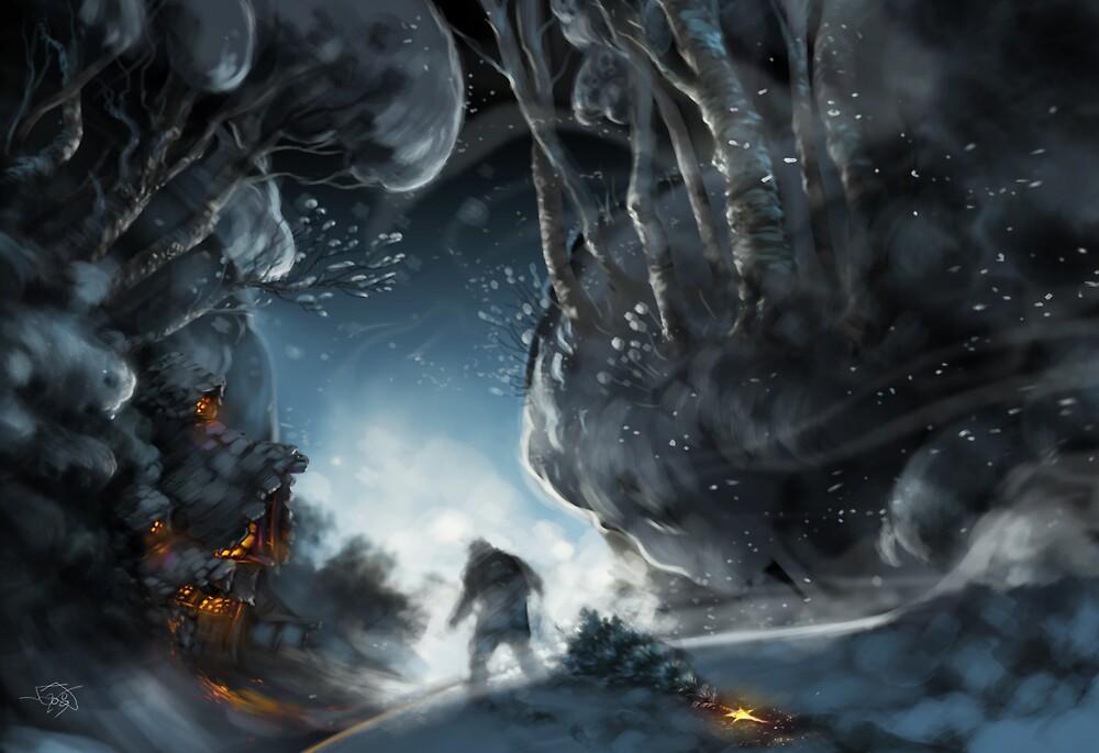 Winterheart by Jude Godin