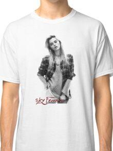 Sky Ferreira (Simple) Classic T-Shirt