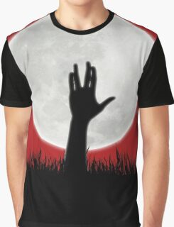 Zombie Spock Graphic T-Shirt