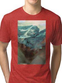 Source O Reality - detail Tri-blend T-Shirt