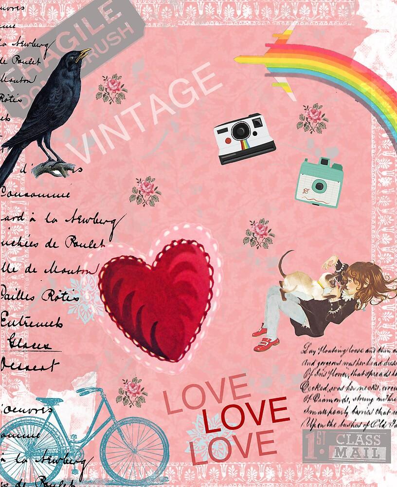 Vintage  by TatiDuarte