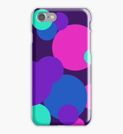 Bubbly Bubbles iPhone Case/Skin