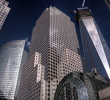 World Financial Centre 1 by Rob Hawkins