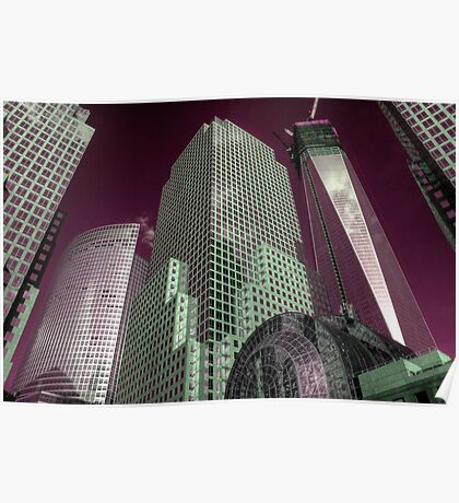 World Financial Centre 2 Poster