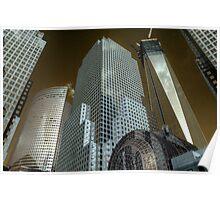 World Financial Centre 3 Poster