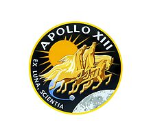 Apollo 13 Mission Logo by MGR Productions