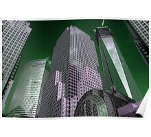 World Financial Centre 4 Poster