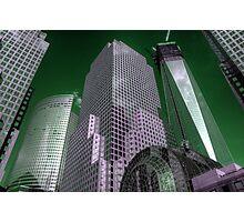 World Financial Centre 4 Photographic Print