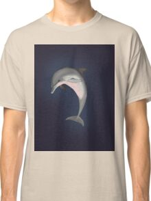Leaping Dolphin (I) Classic T-Shirt