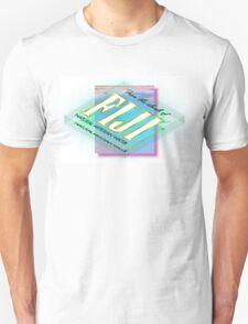Fiji Vaporwave T-Shirt