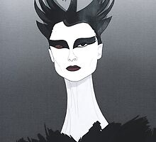 Black Swan by SFSillustration