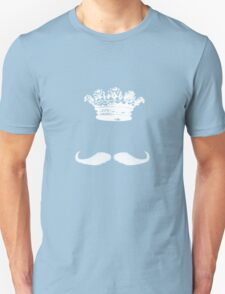 King Moustache I T-Shirt