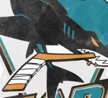 Sharks san Jose sport Sticker