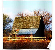 Raising The Roof...Marsing, Idaho Poster