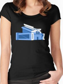 Center For Ants - Zoolander Women's Fitted Scoop T-Shirt
