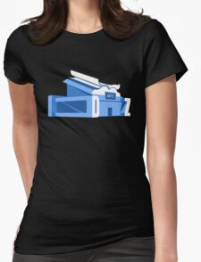 Center For Ants - Zoolander Womens Fitted T-Shirt