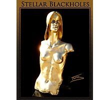 Stellar Blackholes Photographic Print