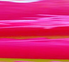 Tulip, abstract by Heike Richter