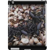 Black Weed iPad Case/Skin