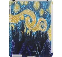 Dr Who Hogwarts Starry Night iPad Case/Skin