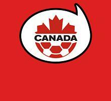 Canada Soccer / Football Fan Shirt / Sticker Unisex T-Shirt