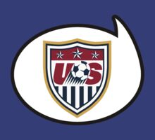 Unites States of America / USA Soccer / Football Fan Shirt / Sticker by funaticsport