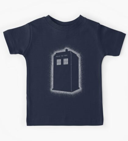 Dotty Tardis Kids Tee