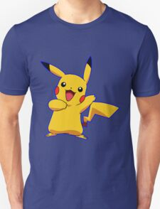 My Name Pikachu T-Shirt