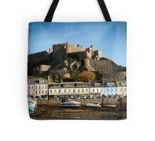 Gorey Harbour Jersey Tote Bag