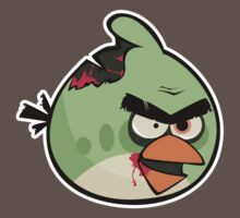 Angry Birds Zombies by Diesel Laws