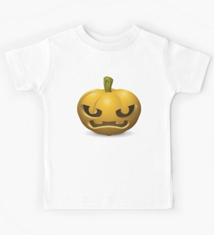 haloween citrouille Kids Tee