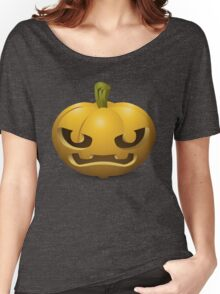haloween citrouille Women's Relaxed Fit T-Shirt