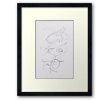 Jack Dawson  Framed Print
