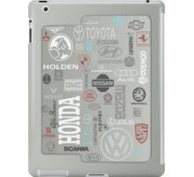 Auto Brand iPad Case iPad Case/Skin