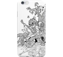 Swamp Bard iPhone Case/Skin